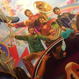 Comic Book Artist Alex Ross Unveils Official Beatles Artwork