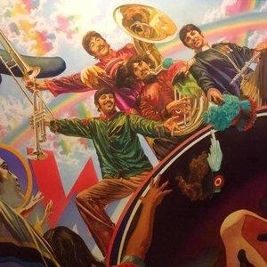 Comic Book Artist Alex Ross Unveils Official Beatles Artwork