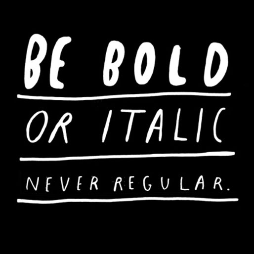 20 Typographic Prints Perfect for Your Walls