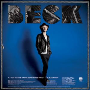 Beck's Third Man Records Single Hits Internet