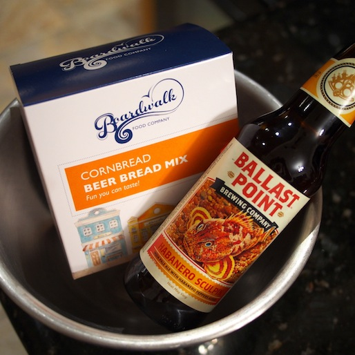 Beer Meets Bread