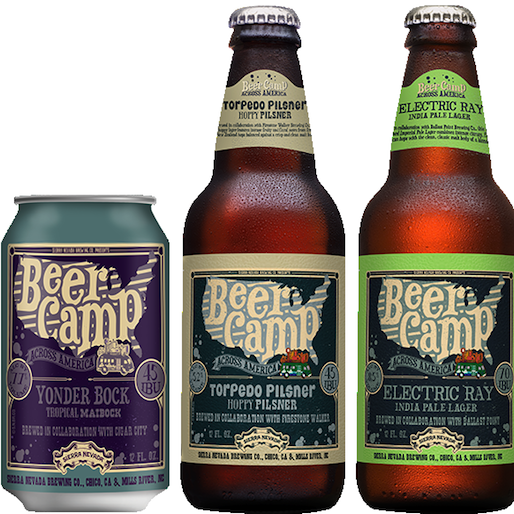 Sierra Nevada Beer Camp 12-Pack Mega Review