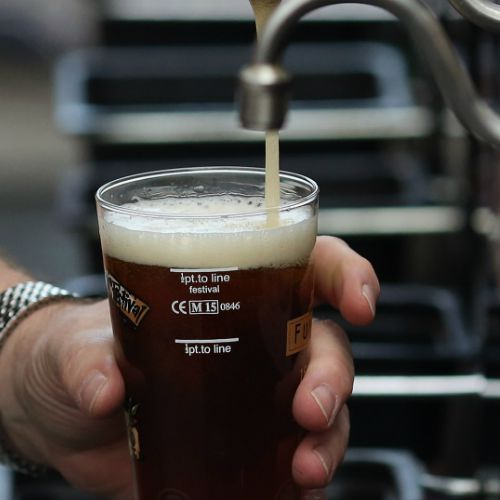 At-Home Beer Dispenser Gives Fresh From the Tap Taste