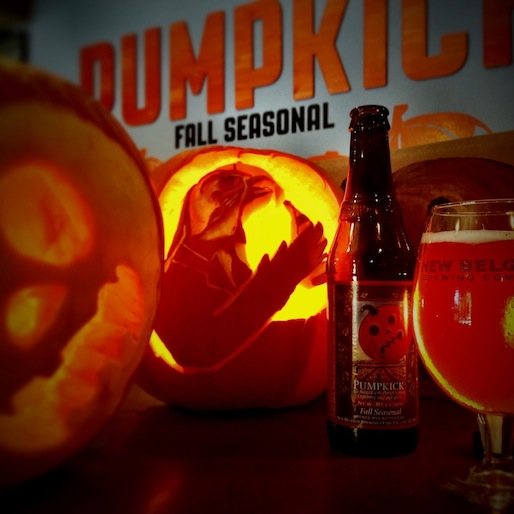 Great Craft Beer Pumpkin Carvings