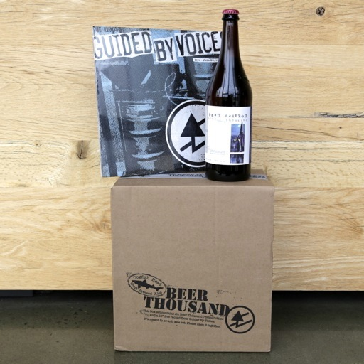 Dogfish Head Releases Guided by Voices Collaboration