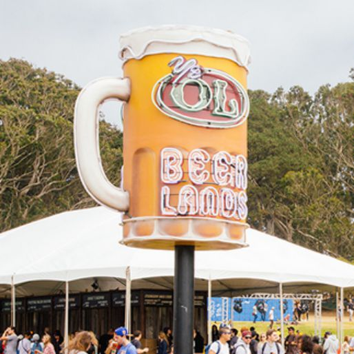 What To Drink at Outside Lands This Weekend