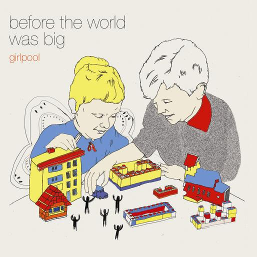 "Listen to New Girlpool Track, ""Before The World Was Big"""