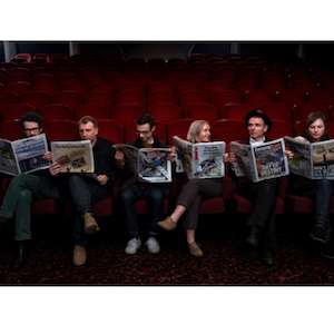 Belle and Sebastian Announce New Album <i>Girls in Peacetime Want to Dance</i>