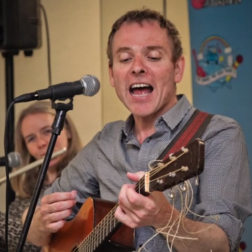 "Belle & Sebastian Cover ""Don't Stop Believin'"" at a Children's Hospital"
