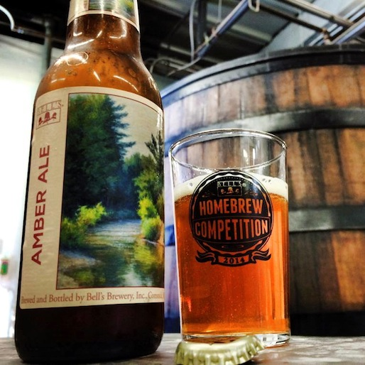 Bell's Home Brew Comp Winner Announced