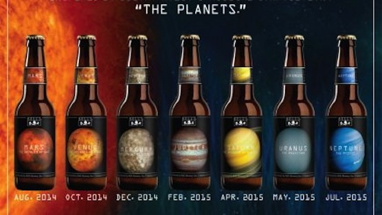 Bell`s Brewing to Release New Beers Based on Gustav Holst`s <i>The Planets