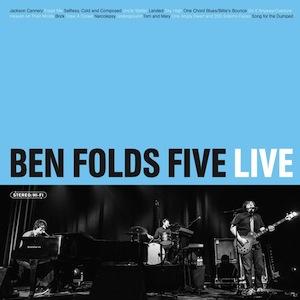 Watch Ben Folds Five's <i>Conan</i> Performance, Stream Live Album