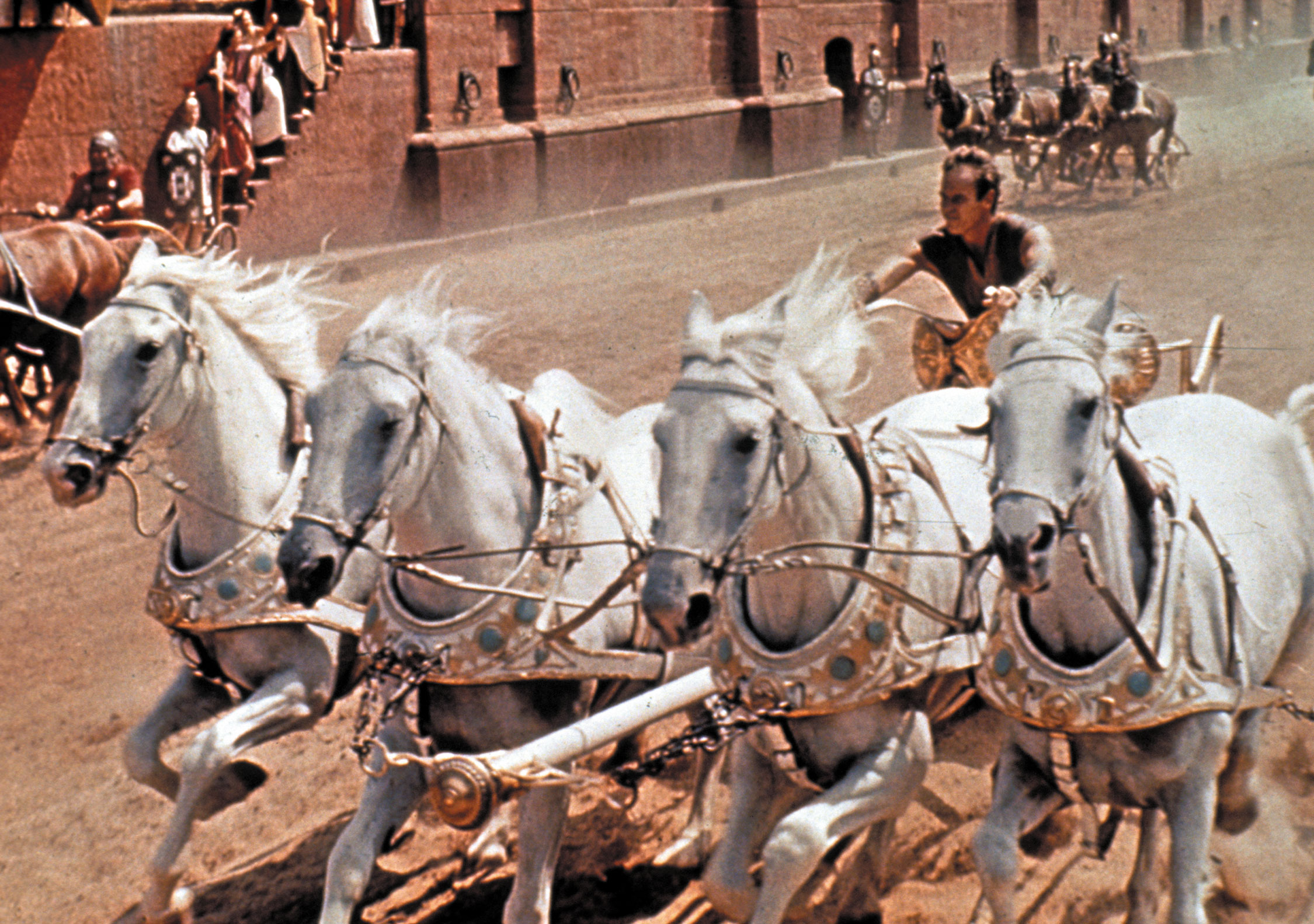 MGM Planning Remake of <i>Ben-Hur</i>