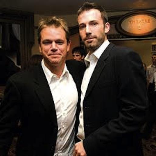 Ben Affleck and Matt Damon Team Up For Syfy TV Thriller