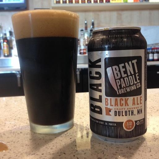 Bent Paddle Black Ale Review