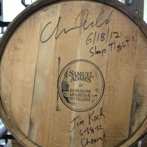 Distillery Will Finish Bourbon In Beer Barrels