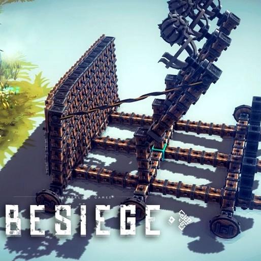 8 Great <em>Besiege</em> Devices
