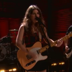 Watch Best Coast on <i>Conan</i>