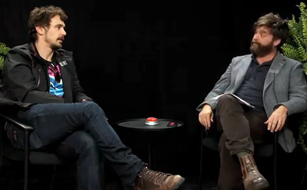 Watch The New Lonely Island/<i>Between Two Ferns</i> Music Video
