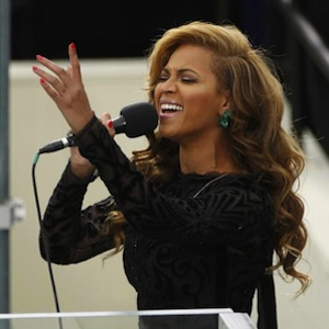 Sources Say Beyonce's National Anthem Performance Was Lip-Synched