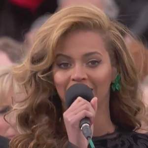 Watch Beyonce Perform at the Inauguration