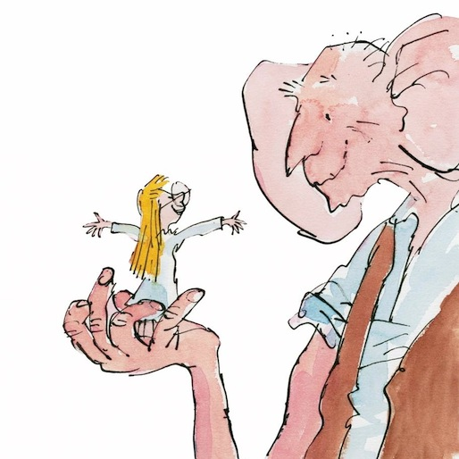 Steven Spielberg Casts Newcomer In Adaptation Of <i>The BFG</i>