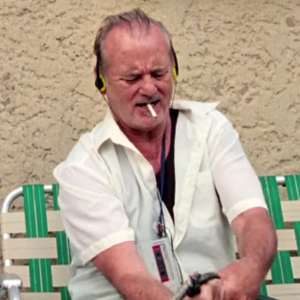 """Watch Bill Murray Croon Bob Dylan's """"Shelter From the Storm"""""""