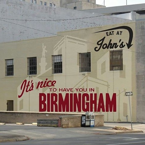 Greetings From Birmingham, Alabama