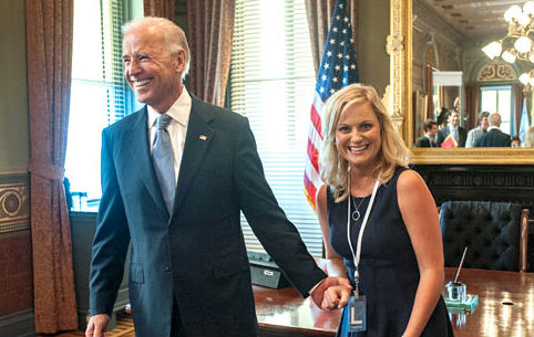 Joe Biden to Appear on <i>Parks and Rec</i>