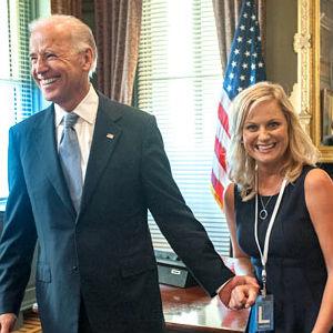 Joe Biden to Appear on <i>Parks and Rec</i>