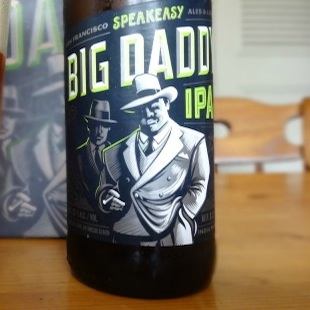Speakeasy Big Daddy IPA Review