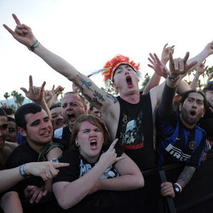 Study Shows that Heavy Metal Doesn't Actually Send People into Violent Fits of Rage