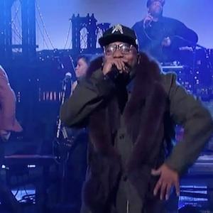 Watch Big Boi on <i>Letterman</i>