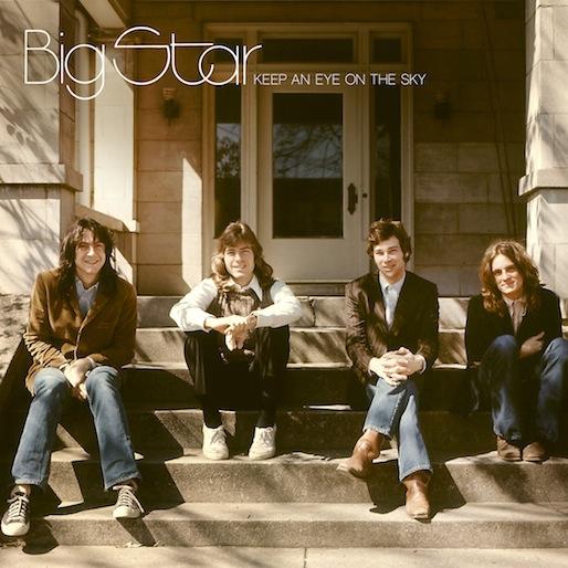 Rhino To Reissue Big Star 4 CD Box Set <i>Keep an Eye on the Sky</i>
