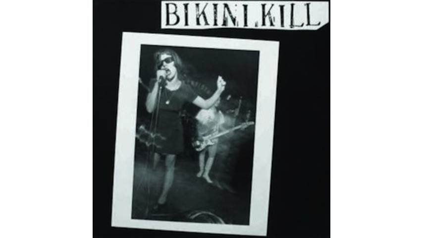 Bikini Kill: <i>Bikini Kill EP</i>