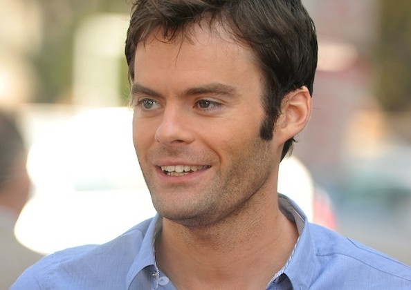 Bill Hader to Channel David Hasselhoff in <i>Baywatch</i> Reboot?