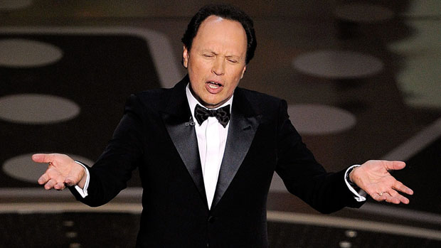 Billy Crystal Interested in Hosting Oscars Again