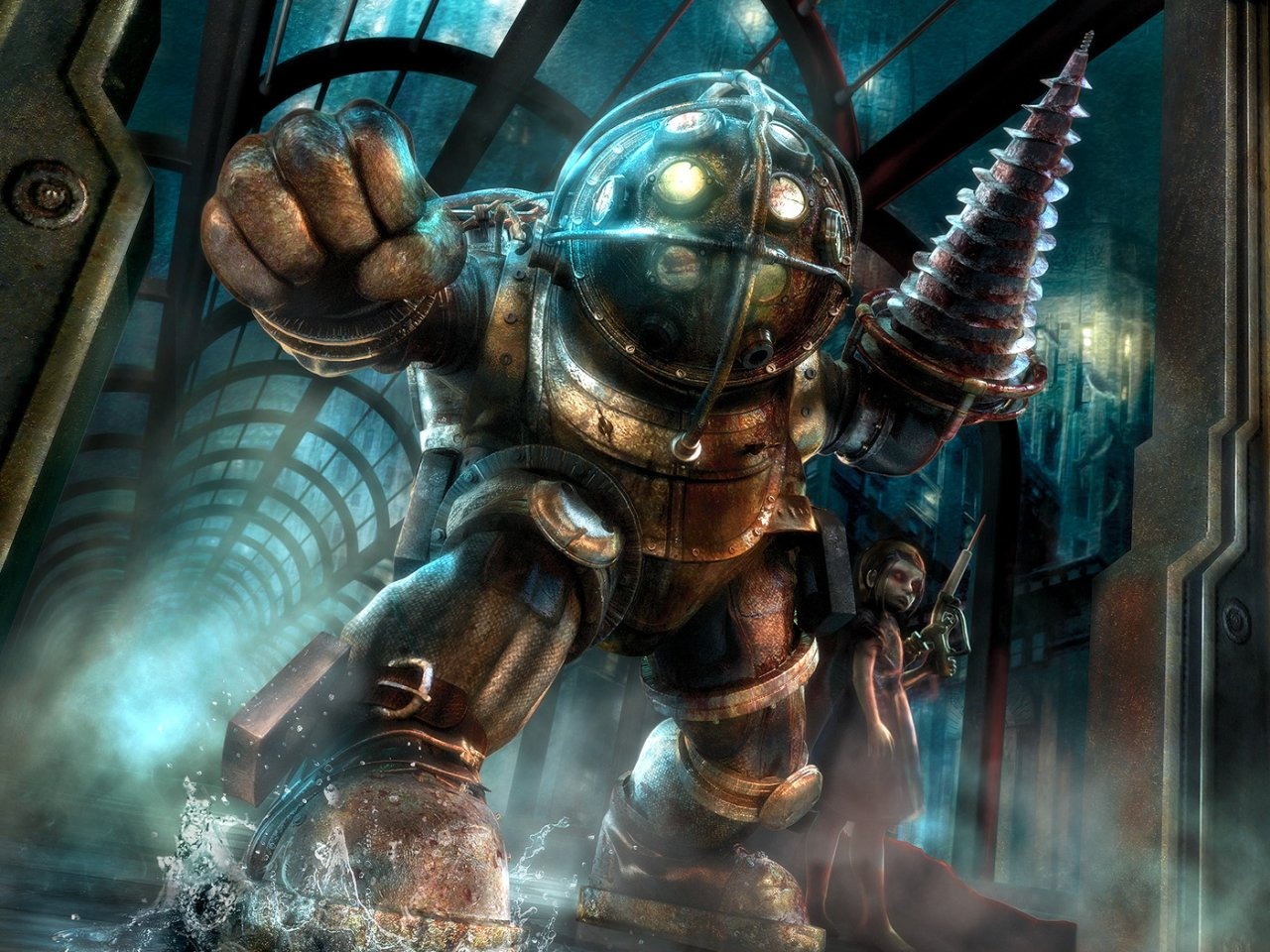No <i>BioShock</i> Movie Happening, Says Game's Creator