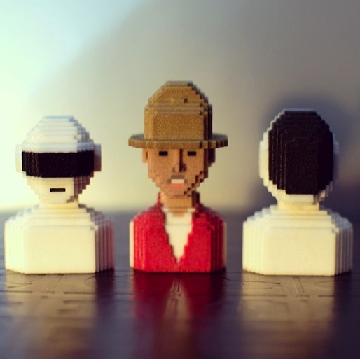 LEBLOX App can Transform Anything in to an 8-Bit 3D Object
