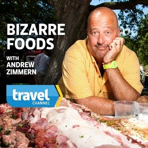 Watch Andrew Zimmern Milk a Horse in Exclusive Clip From Tonight's <i>Bizarre Foods</i> Premiere