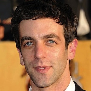 B.J. Novak Signs Book Deal with Alfred A. Knopf.