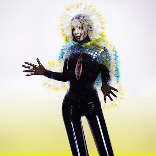 Björk Explains Decision To Pull <i>Vulnicura</i> From Spotify