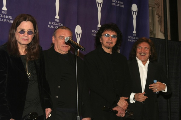 Black Sabbath to Perform American Concert This Year?