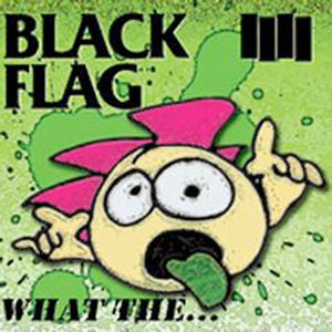 10 Works of MS Paint Art Less Tacky than the New Black Flag Cover