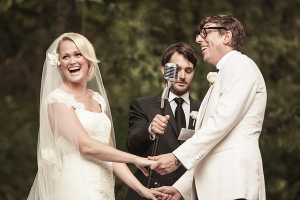Black Keys' Drummer Gets Will Forte to Officiate Wedding