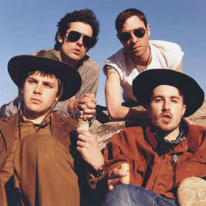 Catching Up With The Black Lips