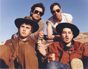 """Watch the Video for The Black Lips' """"Noc-A-Homa"""""""