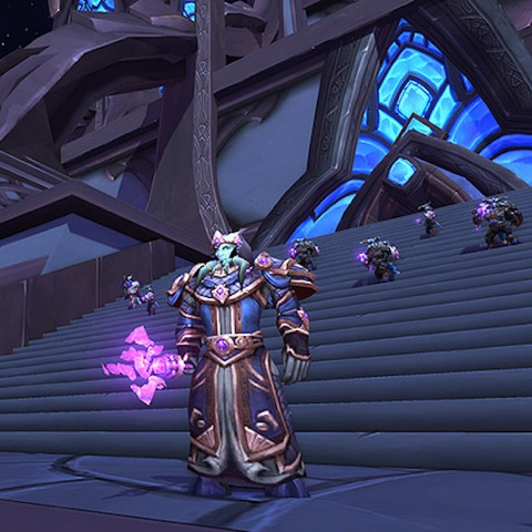 Blizzard Lets You Bring Deleted <i>World of Warcraft</i> Characters Back From The Dead
