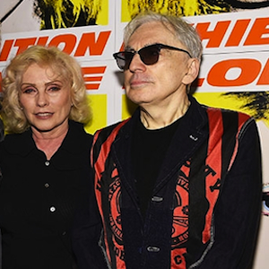 Blondie's Debbie Harry and Chris Stein Look Effortlessly Cool at 40th Anniversary Exhibition