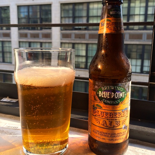 Blue Point Blueberry Ale Review
